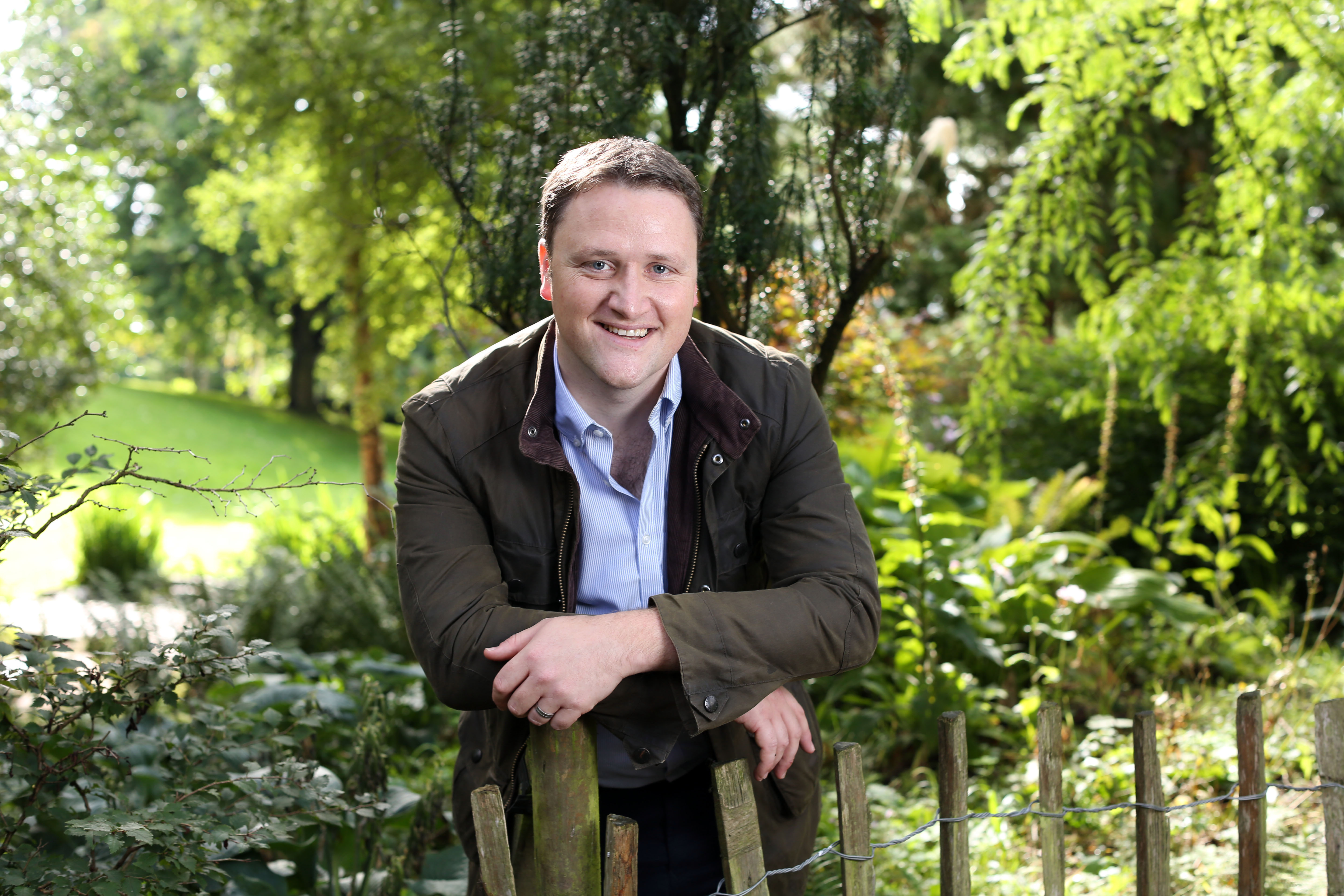 YOU'RE INVITED TO BBC RADIO ULSTER'SGARDENERS'CORNER  AT TIDAL WITH LOUGH NEAGH PARTNERSHIP