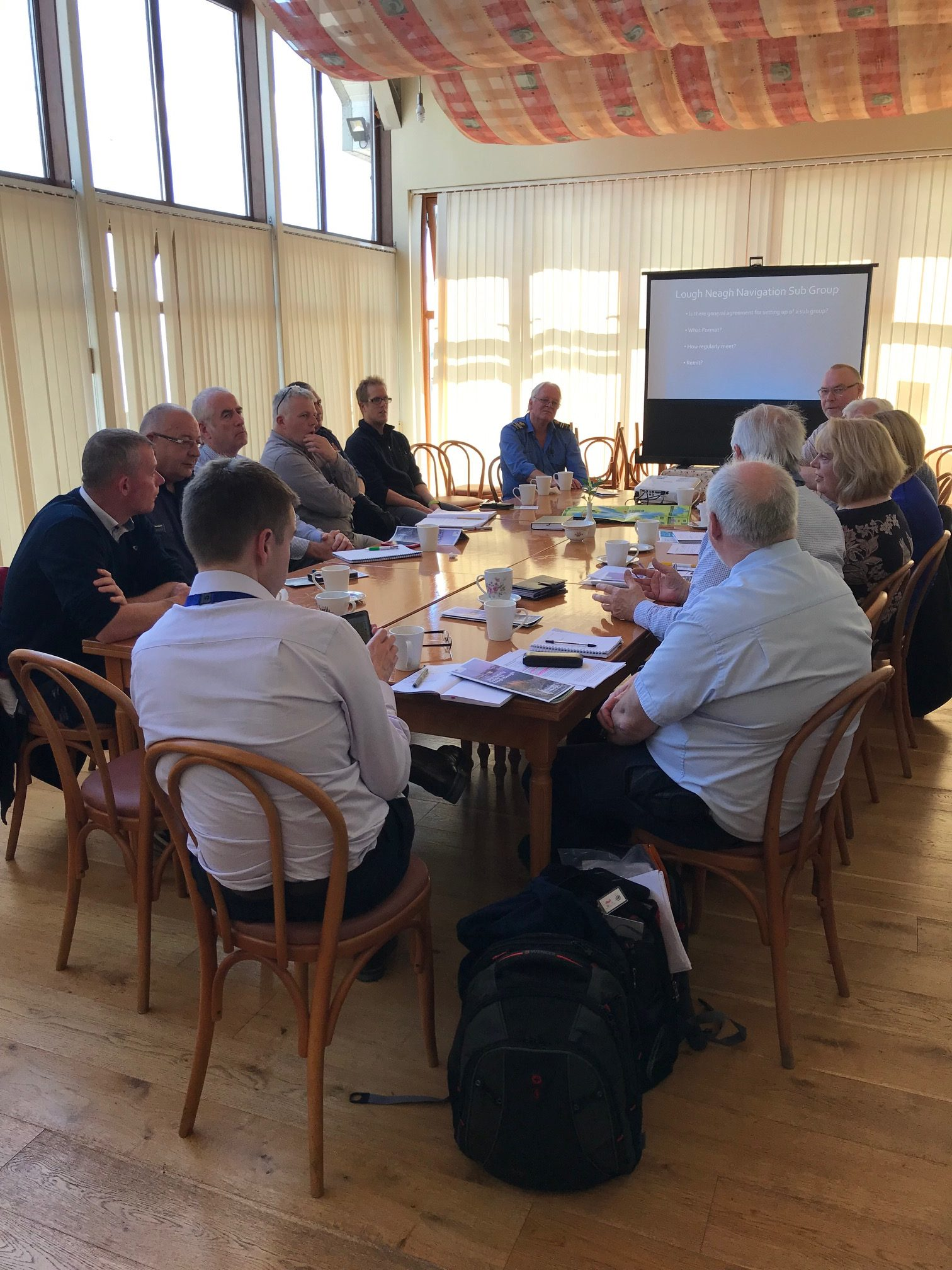 NEW LOUGH NEAGH NAVIGATION SUB COMMITTEE